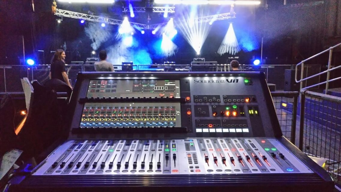 sound hire for large events