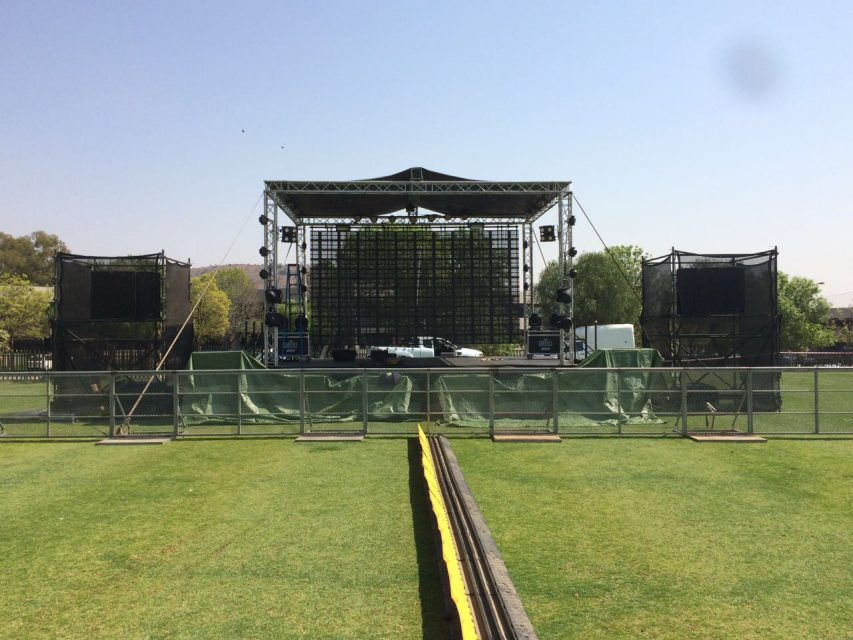 staging and rigging for corporate events