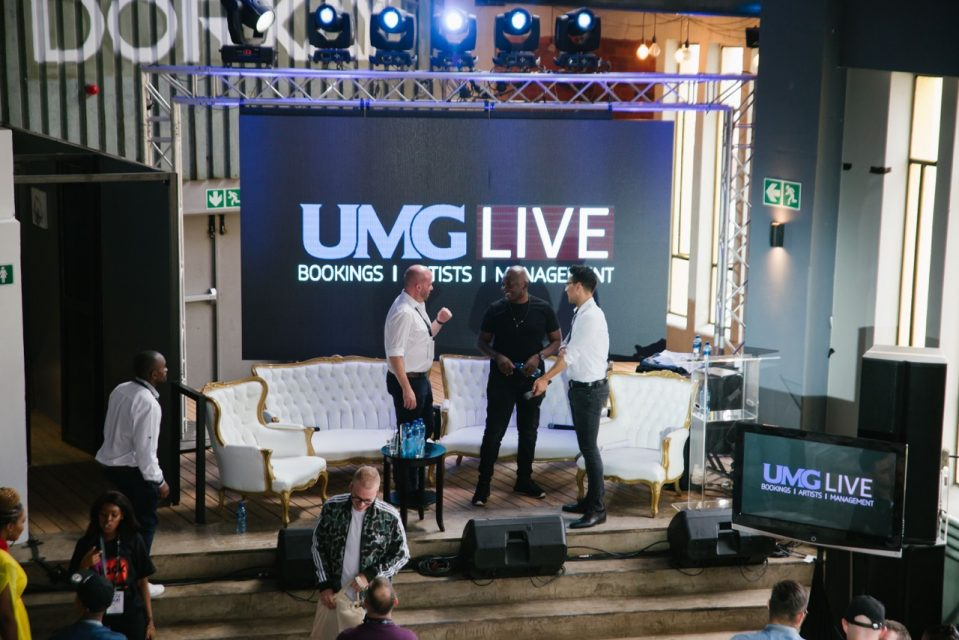 production at umg live
